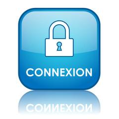 """Bouton Web """"CONNEXION"""" (se connecter cliquer ici accès internet)"""