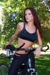 Woman Bike Rider