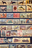 Used stamps from Czechoslovakia