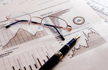 objetos de negocios,banca y finanzas