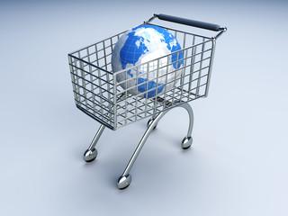Weltweit Einkaufen