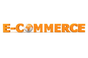 World E-Commerce Orange