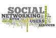 "Word Cloud ""Social Networking"""
