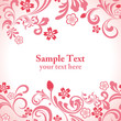 Seamless Cherry Blossoms Pattern