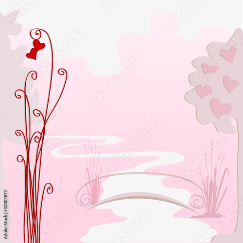 Greeting card. vector illustration