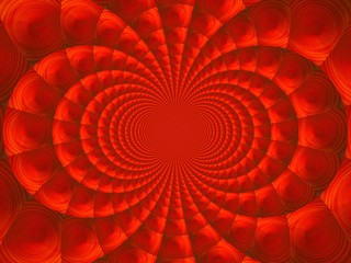 Fractal red light