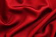 Tissu soie rouge - 30006411