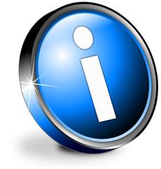 icona, bottone, 3d, internet