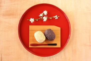 おはぎ Ohagi Rice Cake