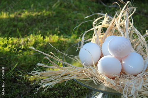 Ostern dekoration from impressionen royalty free stock - Dekoration ostern ...