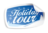 Fototapety Holiday tour.