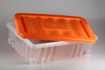 scatola trasparente