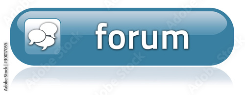 "Bar-shaped Button ""Forum"""