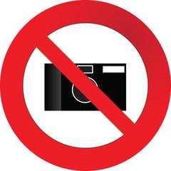 vietato fare foto
