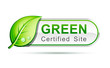 Green certified site