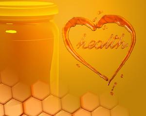 honey heart