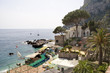 Marina Piccolo on the island of Capri in Southern Italy