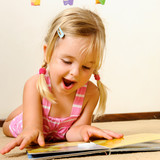 Fototapete Knowledge - Learning - Beim Lesen / Schreiben