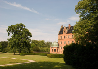 A castle in Denmark