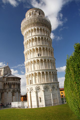 Leaning Tower in PISA , Italy