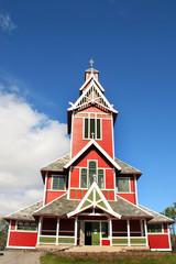 Dragoon Style church
