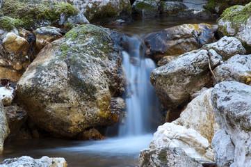 acqua, cascate