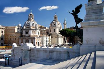 Rome,Vittorio Emanuele, Piazza Venezia, Italy