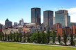 Skyline Montreal, Kanada