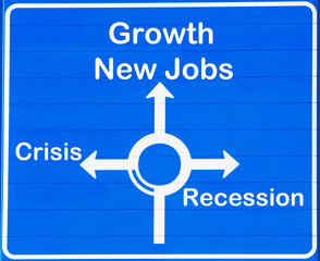 Recession or growth