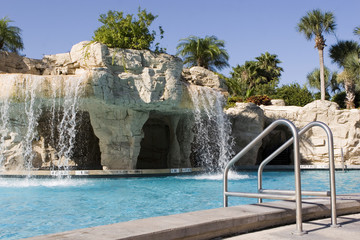 Luxury Resort Swimming Pool Orlando World Center Marriott