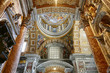Interior of St Peter's Basilica - 30076843