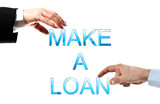 Make a loan words poster
