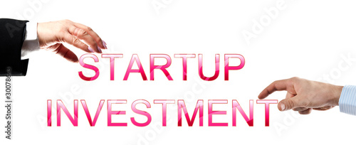 Startup investment words
