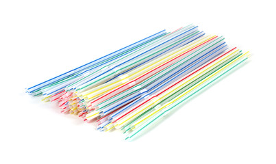 Bendable straws