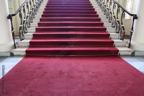 Fotobehang Trappen Treppe