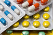 Colorful medicines