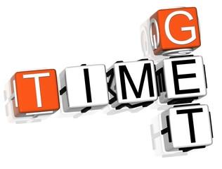 Get Time Crossword