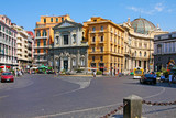 Italian city Naples - Fine Art prints