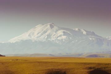 Elbrus Caucasus mountains