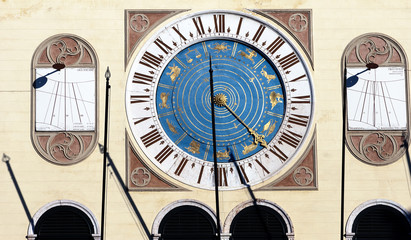Orologio della loggetta - Bassano del Grappa