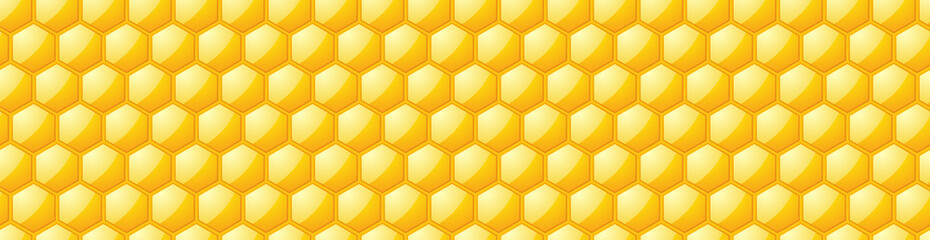 Honeycomb Seamlees background