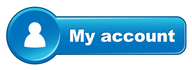 MY ACCOUNT Web Button (profile user setup login online options)