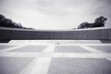 Star Field World War II Memorial Washington DC