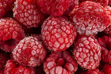 Raspberry bacground