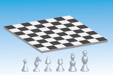 scacchi pezzi