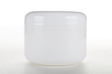 Closed Cream Jar