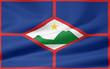 Постер, плакат: Flagge von Sint Eustatius
