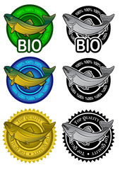Fish Products Seals