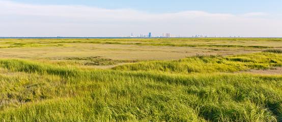 Atlantic City Skyline Panorama