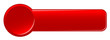 RED WEB BUTTON (template internet template click here vector)